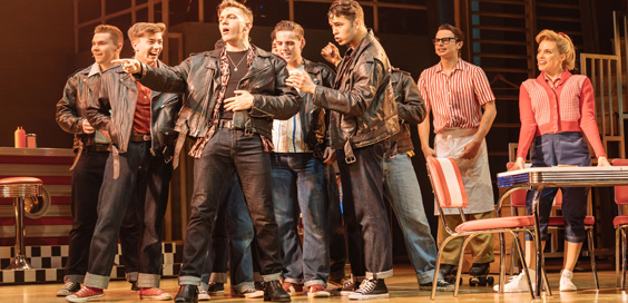 Photo of Grease The Musical – King's Theatre, Glasgow