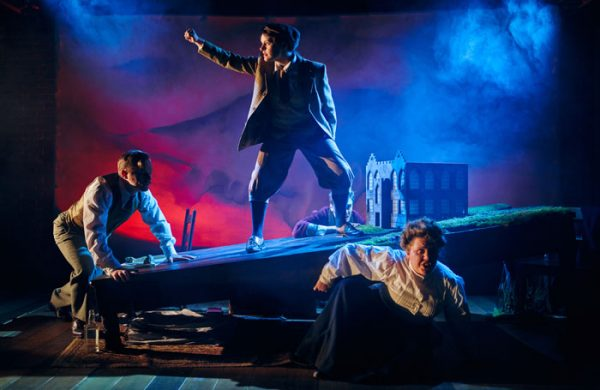 Photo of Hound of the Baskervilles – Northern Stage, Newastle