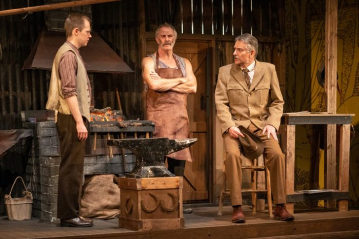 Photo of Horseshoes for Hand Grenades – East Riding Theatre, Beverley