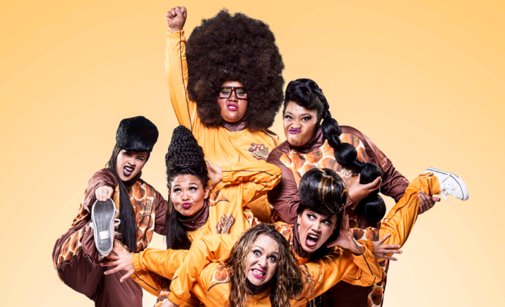 Photo of FIVE FAST FRINGE QUESTIONS with Hot Brown Honey