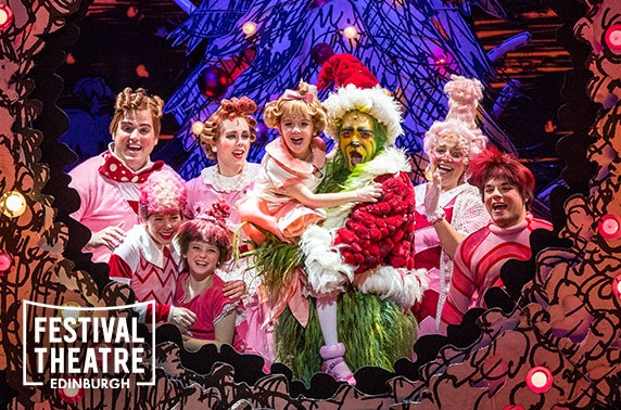 Photo of How the Grinch Stole Christmas: The Musical – Festival Theatre, Edinburgh