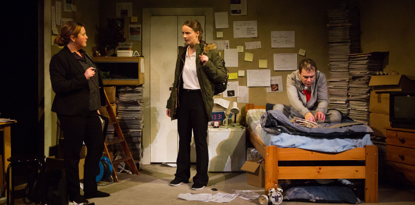 Photo of How to Disappear – Traverse Theatre, Edinburgh