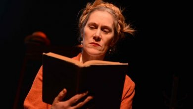 Photo of Nan Shepard: Howling at the Machine – Traverse Theatre, Edinburgh