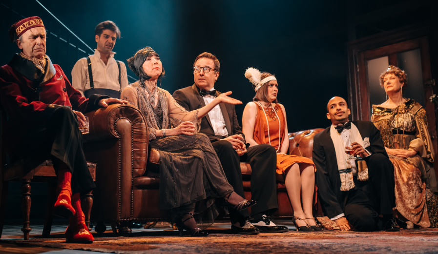 Photo of Hay Fever – Citizens Theatre, Glasgow
