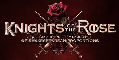 Photo of NEWS: New rock musical, Knights of the Rose, heading for London