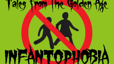 Photo of Infantophobia – Tales of the Golden Age, Golden Age Theatre YouTube