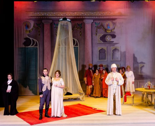 Photo of Cosi fan Tutte – Swansea City Opera at Harrogate Theatre