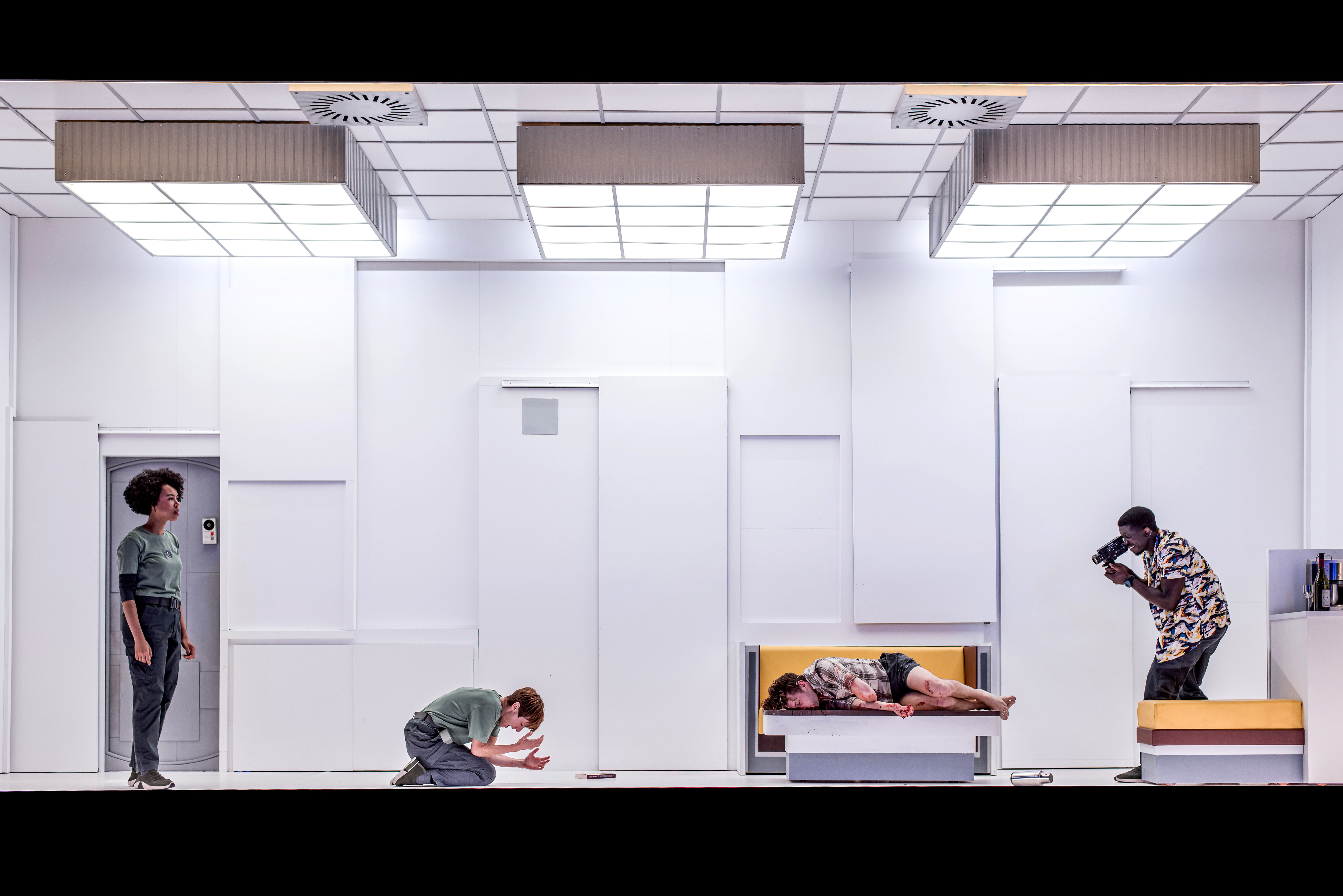 Photo of Solaris – Royal Lyceum Theatre, Edinburgh
