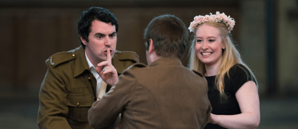 Photo of Much Ado about Nothing – Morley Town Hall