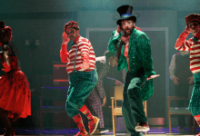 Photo of The Mad Hatter's Tea Party – #FromOurHouseToYourHouse, The Royal Opera House and The Roundhouse