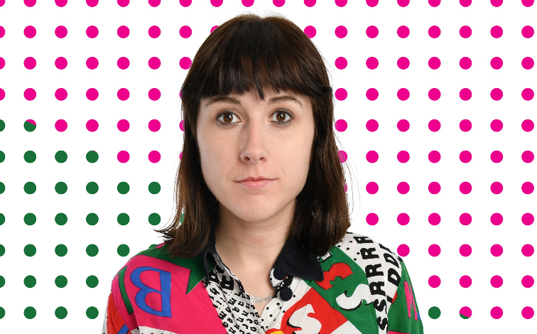 Photo of FIFTY-WORD FRINGE PITCH: Maisie Adam