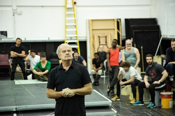 Photo of PREVIEW: The Making of a West End Musical – Man of La Mancha rehearsal room showcase