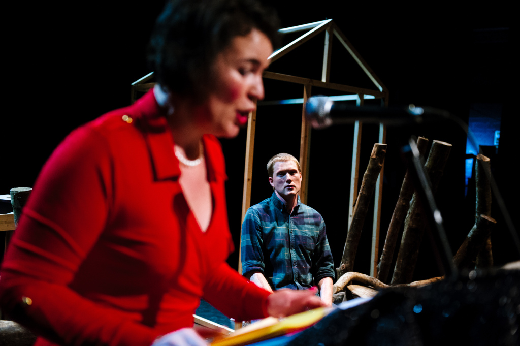 Photo of Manpower – Traverse Theatre, Edinburgh