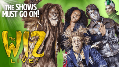Photo of The Wiz Live! – The Shows Must Go On
