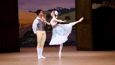 Photo of La Fille mal gardée – Our House to Your House, Royal Opera House