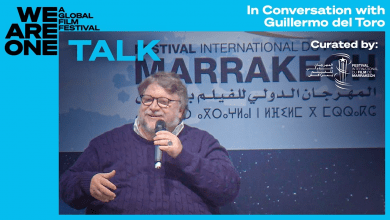 Photo of Film Talk: In Conversation with Guillermo del Toro- We Are One Film Festival