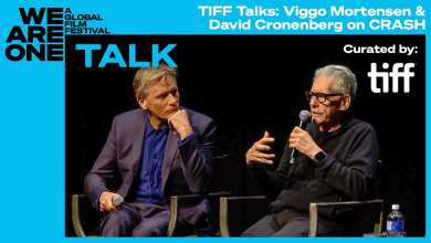 Photo of TIFF Talks: Viggo Mortensen & David Cronenberg on CRASH – We Are One Film Festival