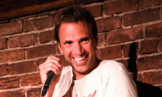 Photo of Paul Mecurio's Permission to Speak – Actors Temple Theatre, New York