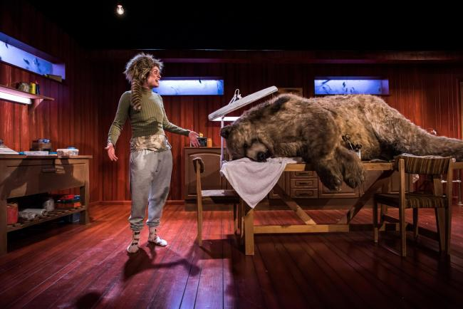 Photo of The Monstrous Heart – Traverse Theatre, Edinburgh