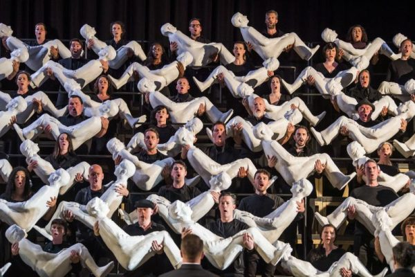 Photo of Opera North's The Greek Passion – Leeds Grand Theatre, Leeds