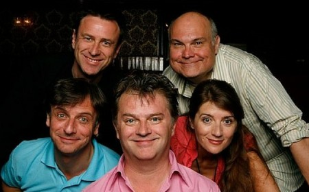 Photo of Paul Merton's Impro Chums – Pleasance Courtyard, Edinburgh