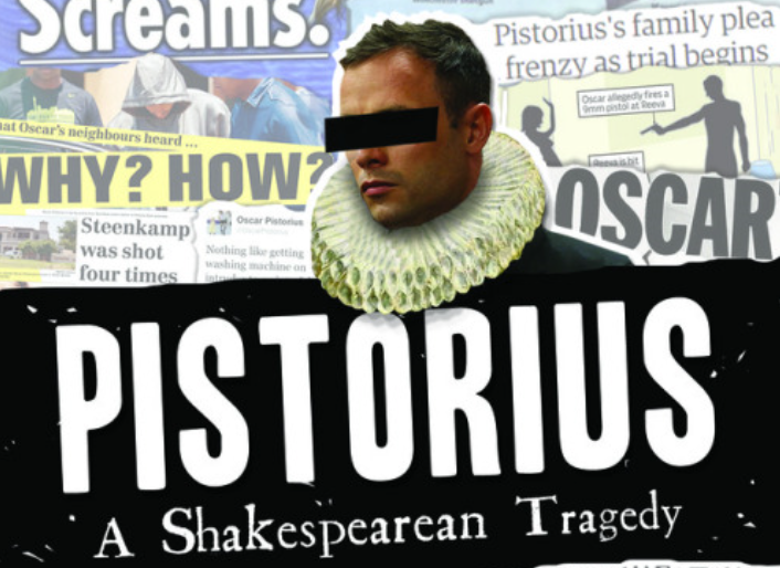 Photo of Pistorius: A Shakespearean Tragedy – Greenside @ Infirmary Street, Edinburgh