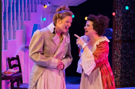 Photo of Pride and Prejudice* (*Sort Of) – Leeds Playhouse