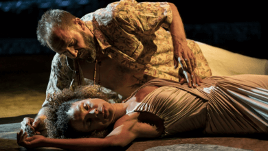 Photo of Antony and Cleopatra – National Theatre at Home