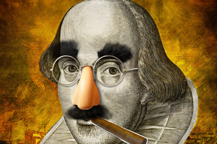 Photo of Reduced Shakespeare Company: William Shakespeare's Long Lost First Play (Abridged) – Gilded Balloon, Edinburgh