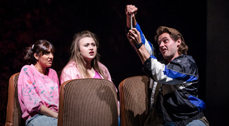 Photo of Rita, Sue, and Bob Too – Citizens Theatre, Glasgow