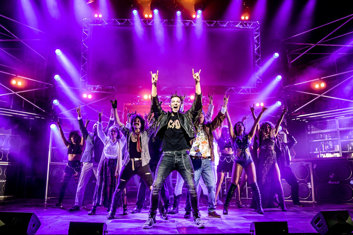 Photo of Rock of Ages – Grand Theatre, Wolverhampton