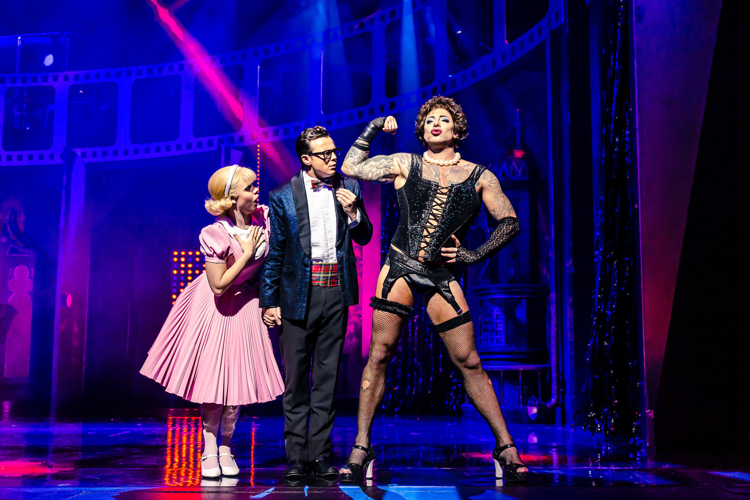Photo of The Rocky Horror Show – Leeds Grand Theatre, Leeds