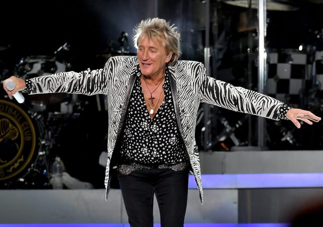 Photo of Rod Stewart – First Direct Arena Leeds