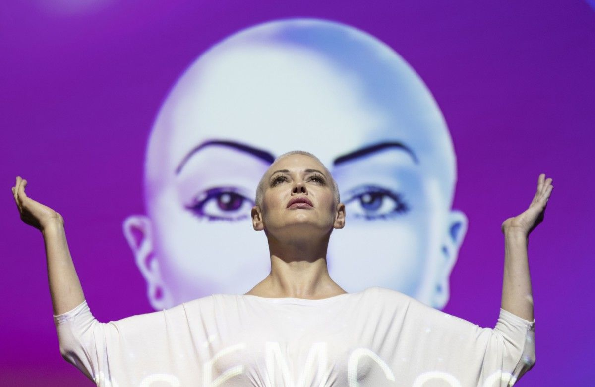 Photo of Rose McGowan: Planet 9 – Assembly Hall, Edinburgh