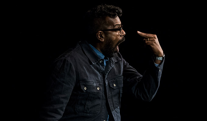 Photo of Romesh Ranganathan: The Cynic's Mixtape – Brighton Dome, Brighton.