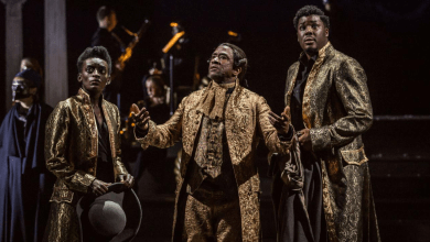 Photo of Amadeus – National Theatre at Home