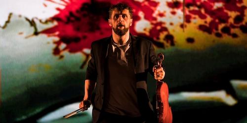 Photo of DUBLIN THEATRE FESTIVAL: The Second Violinist – O'Reilly Theatre, Dublin