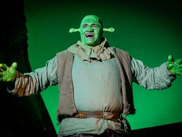 Photo of Shrek the Musical – Yvonne Arnaud Theatre, Guildford