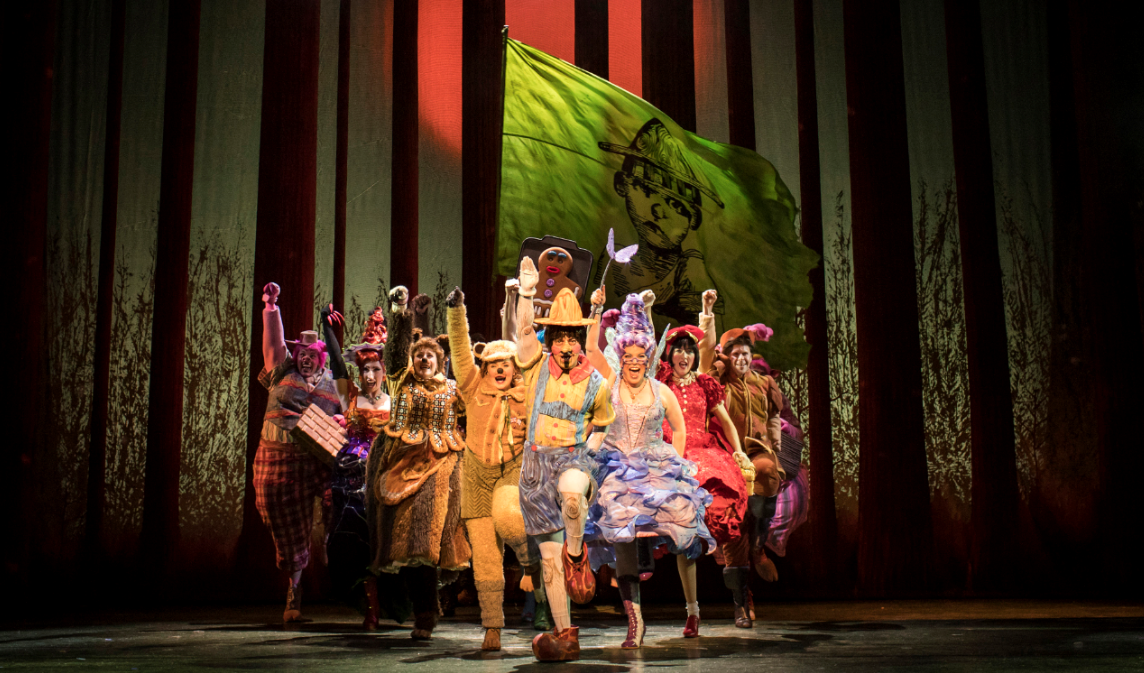 Photo of Shrek the Musical – Empire Theatre, Liverpool