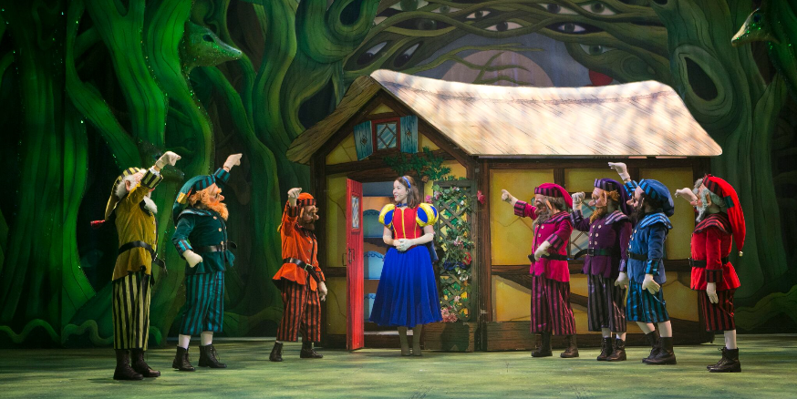 Photo of Snow White – Beacon Arts Centre, Greenock