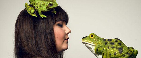 Photo of Sofie Hagen: Dead Baby Frog – Bedlam Theatre, Edinburgh