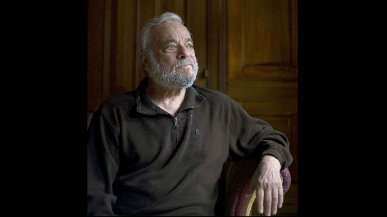 Photo of FEATURED: A Conversation with Stephen Sondheim