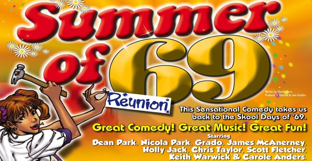 Photo of Summer of 69 – Pavilion Theatre, Glasgow