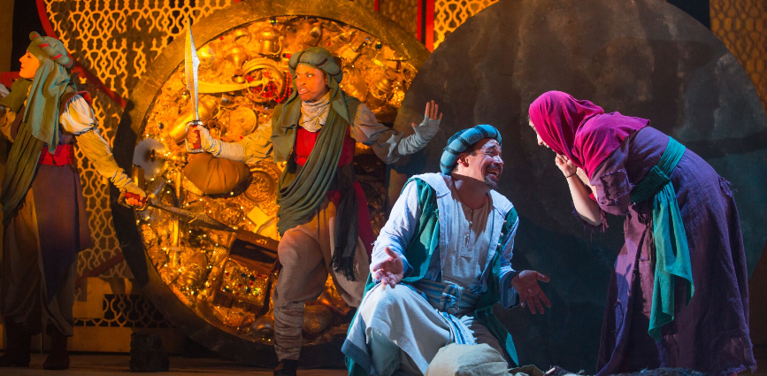 Photo of The Arabian Nights – The Royal Lyceum Theatre, Edinburgh