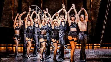 Photo of Cabaret – Leeds Grand Theatre & Opera House, Leeds