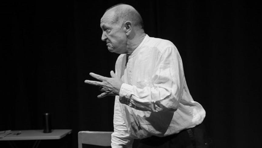 Photo of The Chess Player – C Primo, Edinburgh