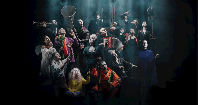 Photo of The Dark Carnival – Traverse Theatre, Edinburgh
