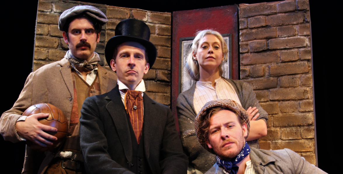 Photo of The Giant Killers – Rose Street Theatre, Edinburgh