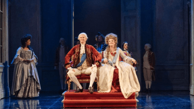 Photo of The Madness of George III – National Theatre at Home