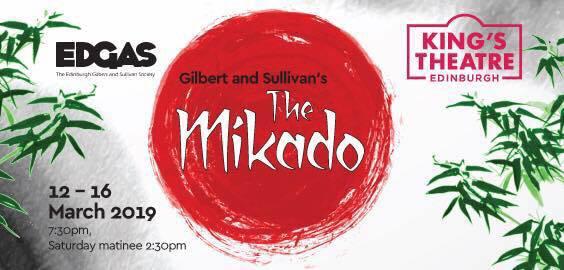 Photo of The Mikado – King's Theatre, Edinburgh
